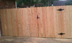 Commercial Residential Security Fencing Repair