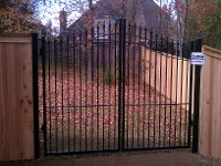 Wrought Iron and Other Metal